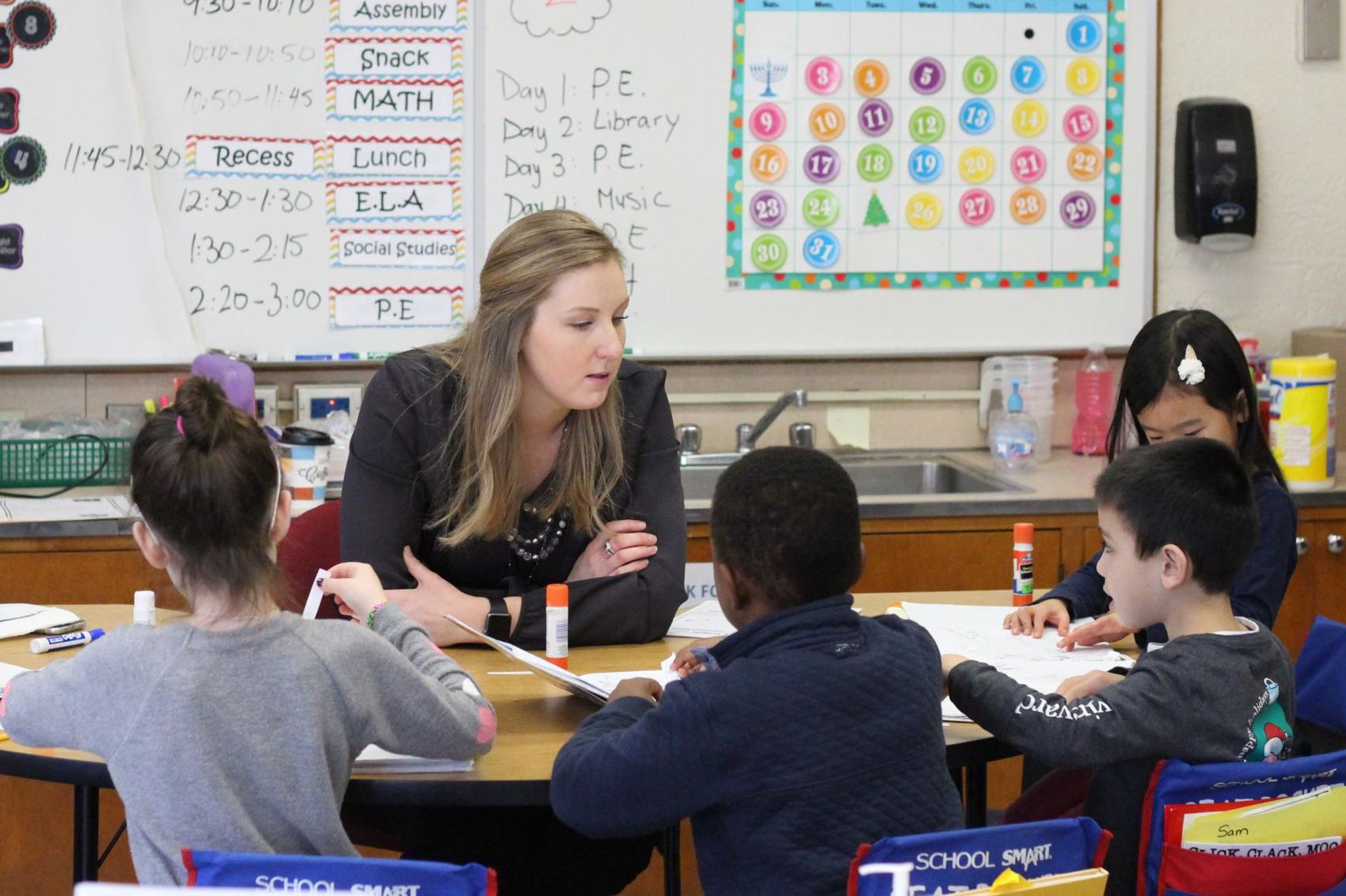 Greenville Co-Teaching Model - Successful Model Expands